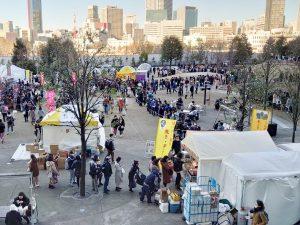 品川焼き芋テラス2020-2-2倉田屋風景